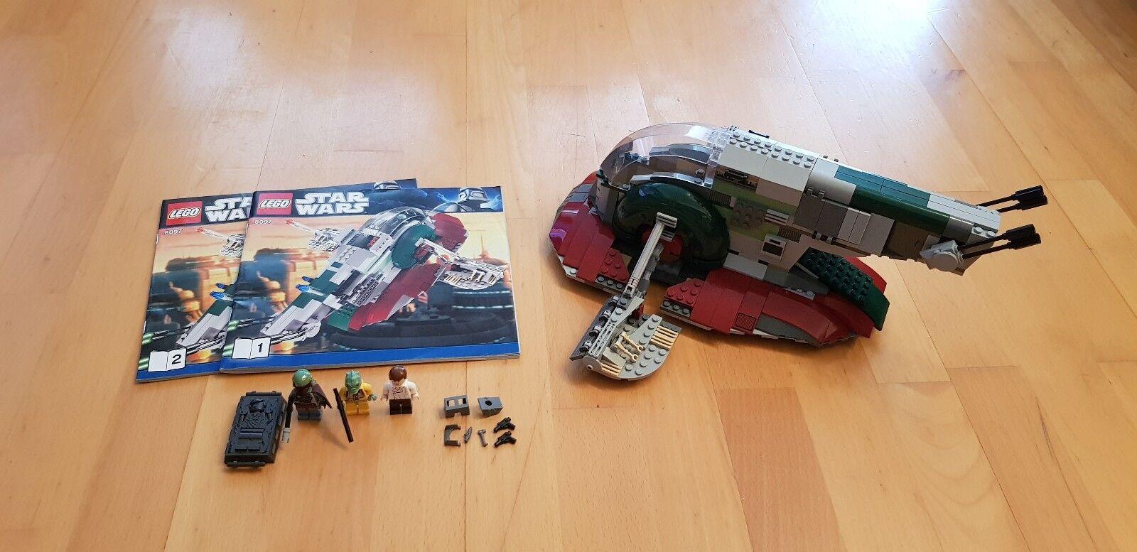 Lego Star Wars 8097 - Slave 1