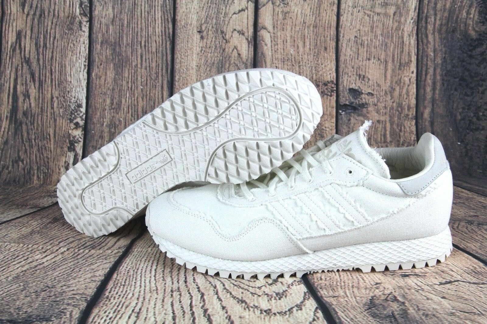 Adidas New York X Daniel Arsham Past Present Future Triple Chalk White CM7193