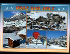 PRAZ-sur-ARLY (74) CHALETS , HOTELS ,VILLAS & Envol de MONTGOLFIERES