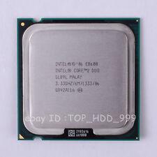 Intel Core 2 Duo E8600 SLB9L LGA 775 3.33 GHz 1333 MHz Dual-Core CPU Processor