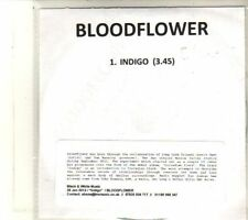 (DU154) Bloodflower, Indigo - 2013 DJ CD