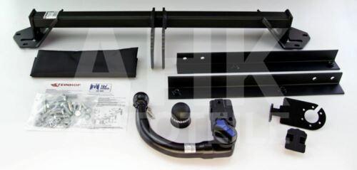Für Honda Civic IX Tourer Kombi Anhängerkupplung abnehmbar+ES 13p ABE