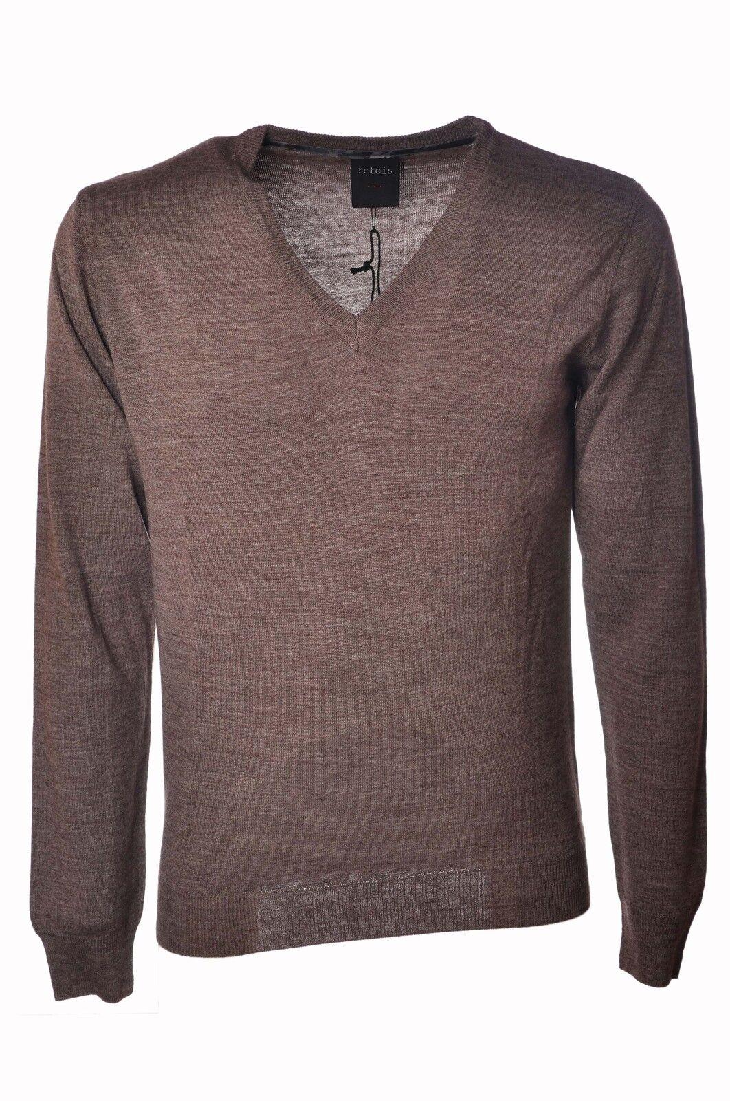 Retois  -  Sweaters - Male - Brown - 3858430N173705