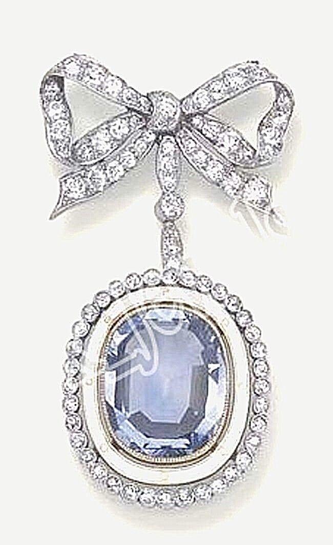 2.10ct NATURAL DIAMOND SAPPHIRE 14K WHITE gold WEDDING ANNIVERSARY PENDANT