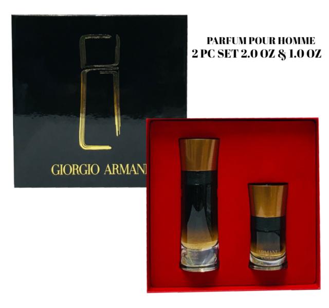 0061283494cb Giorgio Armani Code PROFUMO 2 PC Gift Set for Men for sale online