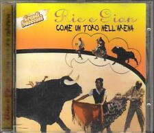 """RIC E GIAN - RARO CD FUORI CATALOGO """" COME UN TORO NELL'ARENA """""""