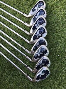 CALLAWAY X18 Irons 3-PW clubs de golf