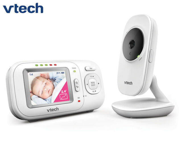 VTech BM2700 Safe & Sound Video & Audio Baby Monitor