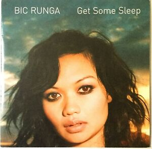BIC RUNGA : GET SOME SLEEP - [ CD SINGLE ]
