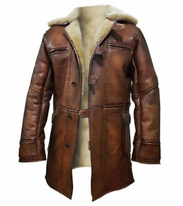 The-Dark-Knight-Rises-Tom-Hardy-Bane-Shearling-Faux-Leather-Trench-Coat-Jacket