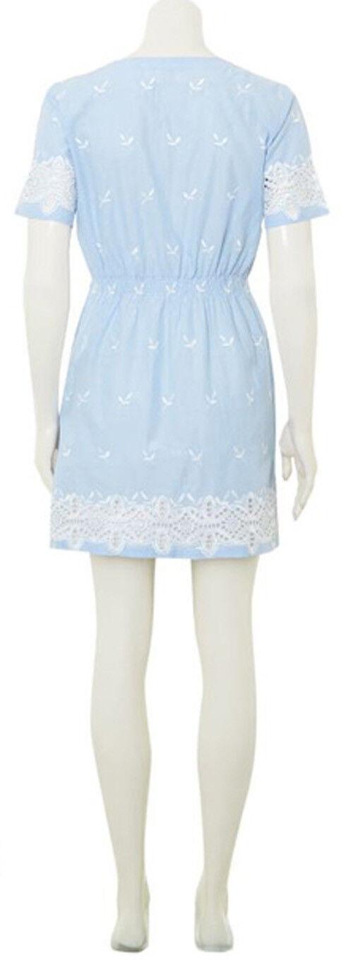 BLINK BEACH bluee Cotton Tunic Dress Dress Dress BNWT 11357d