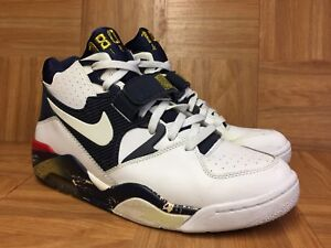 buy online 03cc0 7190e Image is loading RARE-Nike-Air-Force-180-Dream-Team-Olympic-