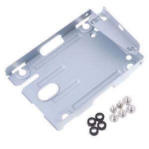 Super-slim-hard-disk-drive-metal-mounting-bracket-for-playstation-3-EOATAU