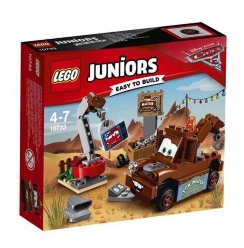 JUNIORS Mater/'s Junkyard 10733 2017 Version Free Shipping LEGO