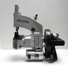 ZOJE ZJ26-1A Portable Bag Closer Heavy Duty Industrial Sewing Machine 220V !!!