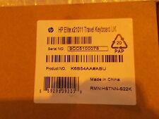 HP Elite x2 1011 G1 Travel Keyboard and Folio Case K6B54AA (NEW)