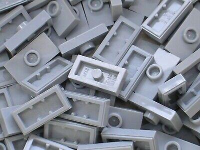 10 X Lego Mdstone Plate Ref 3794 / Set 10134 8169 10178 7905 7673 10175 6211 ... Lussuoso Nel Design