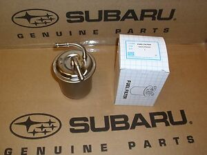 subaru outback fuel filter genuine oem    subaru    forester    fuel       filter    1996 2004  genuine oem    subaru    forester    fuel       filter    1996 2004