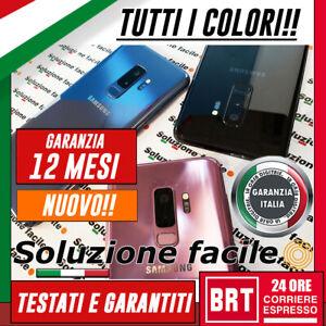 NUOVO-SMARTPHONE-SAMSUNG-GALAXY-S9-64GB-SM-G960-12-MESI-GAR-ITALIA-G960U-G960F