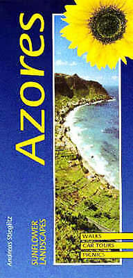 """VERY GOOD"" Landscapes of the Azores: A Countryside Guide to the Nine Islands (S"