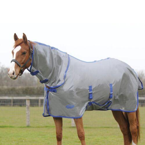 Weatherbeeta Genero Combo Joint Cou clapet en ventre de poney//cheval en résille Fly Rug//Feuille