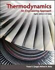 Thermodynamics (in SI Units): An Engineering Approach by Yunus A. Cengel, Michael A. Boles (Paperback, 2014)