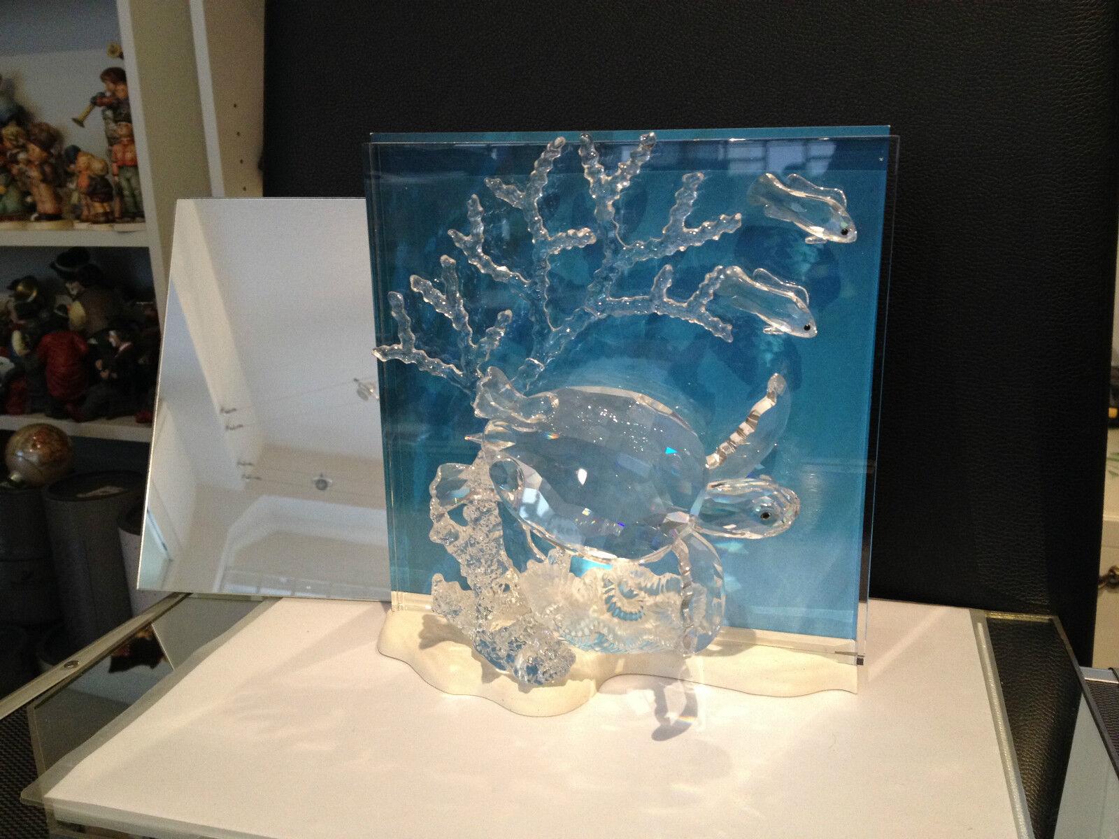 Swarovski FIGURINE wonders wonders wonders of the sea Eternity; excellent état!!!   La Mise à Jour De Style  c27df6