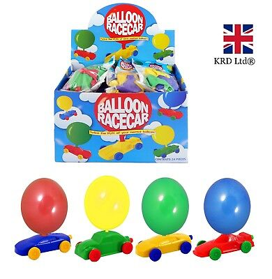BALLOON CAR Flying Toy Kids Boys Gift