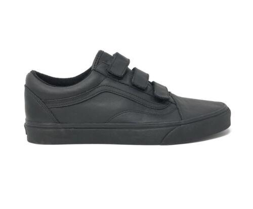 Shoes Noir Vans Old Nouveau Skool 5 Hommes Skateboard V Cuir 191166284509 Mono 11 Skate 5LA4Rq3j