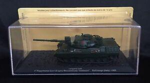 1-72-Deagostini-Leopard-1-A2-Bellinzago-Italy-1998-NIB