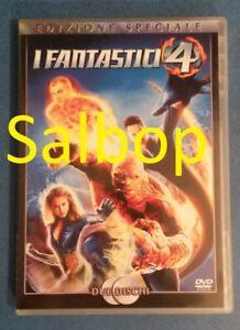 DVD I Fantastici 4 Edizione Speciale (2 dischi) (Originale) - Italia - DVD I Fantastici 4 Edizione Speciale (2 dischi) (Originale) - Italia