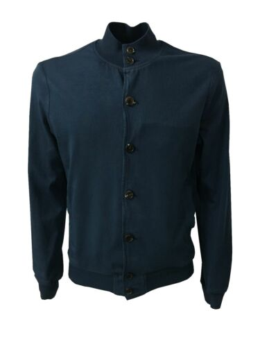Homme Italy 81 In Doublure 55207 Mod Sans Coton Veste Made Della 100 Ciana Bleu gOaRBA