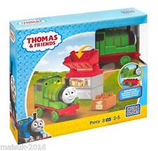 Megabloks,Thomas & Friends Percy at the Mail Depot Mega Bloks CNJ06