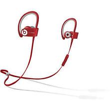 Beats by Dr. Dre Powerbeats2 Wireless Ear-Hook Wireless Headphones - Red
