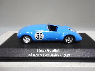 decals 1//43 SIMCA 8 Gordini Le mans 1939//49