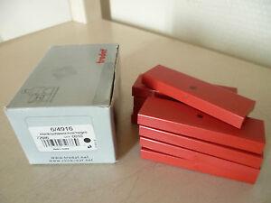 TRODAT LOT de 8 cassette d'encre de rechange 6/4916,  rouge