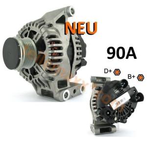90A-Lichtmaschine-OPEL-Corsa-Astra-Suzuki-Fiat-Lancia-1-3-CDTi-TG9S036-6204291