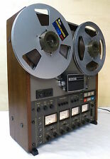 TEAC A-3440 4 Channel Reel To Reel Tape Deck-Serviced & Working Well