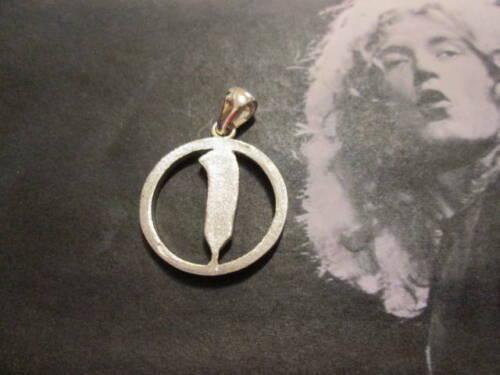 Robert Plant logo Led Zeppelin Anhänger SterlingSilber 925-Handwerk