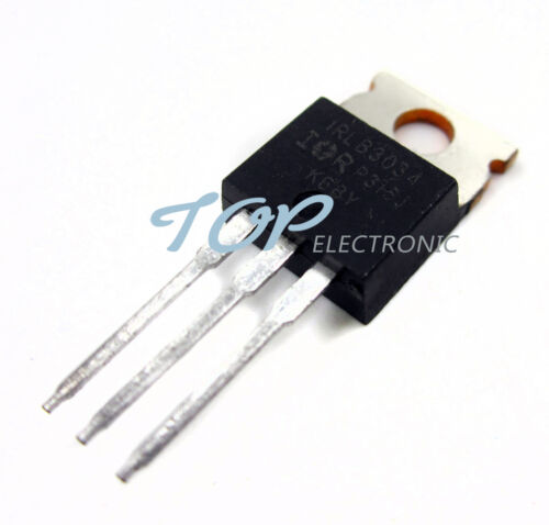 5PCS IRLB3034PBF IRLB3034 HEXFET Power MOSFET TO-220 T56