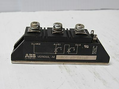USED ABB POWER BLOCK MCC 65-16IO8 MCC6516IO8