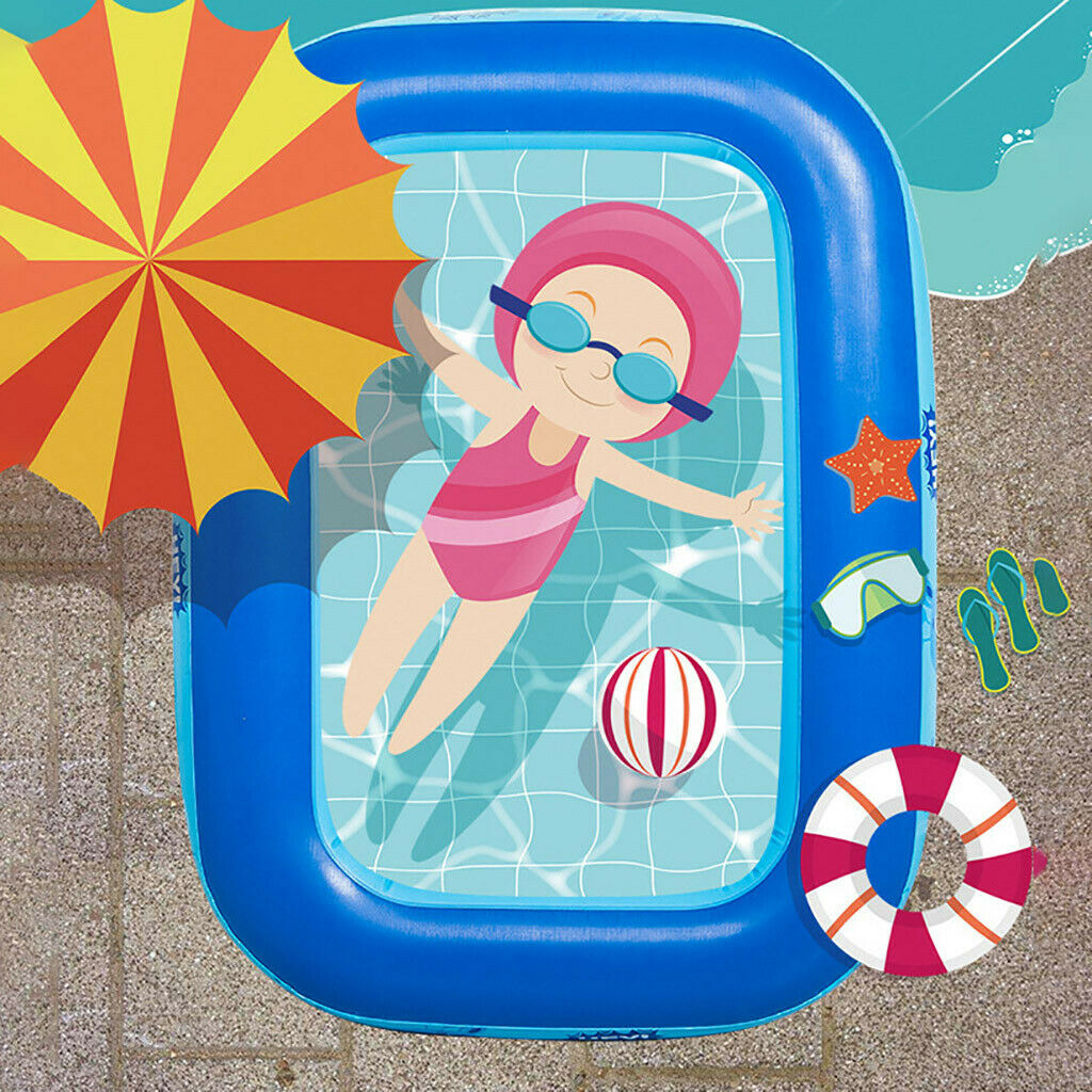 Inflatable Pool Children's Swimming Pool Round Pool Garden Party Summer Gifts