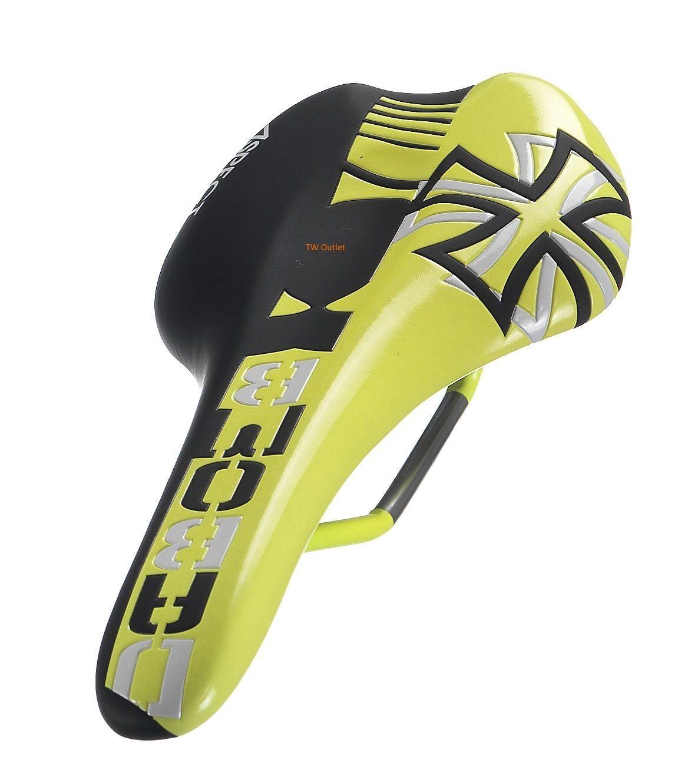 NIB DA BOMB ASPECT XC MTB BMX Dirt Jumper Saddle 3 Colors