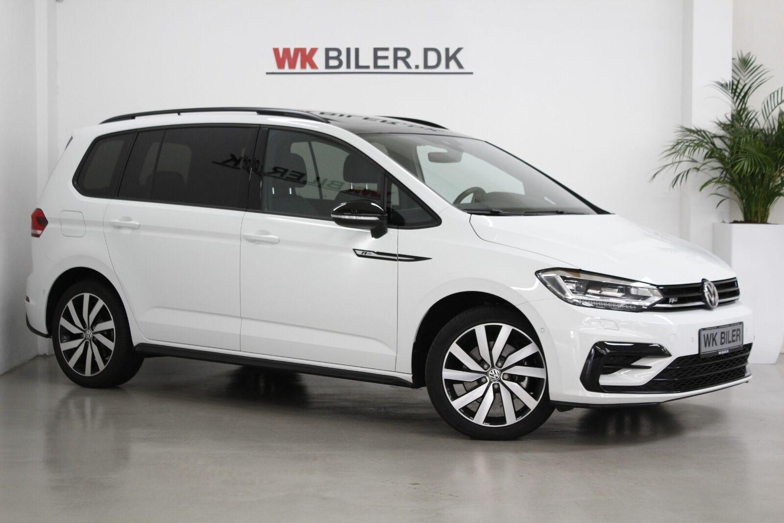 VW Touran 1,8 TSi 180 R-line DSG 7prs 5d - 2.489 kr.