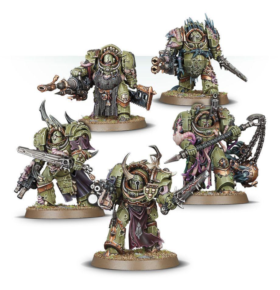 Warhammer Warhammer Warhammer 40.000 - Blightlord Terminators a32237