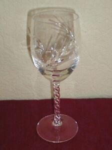 QUANTITE AU CHOIX !!!! Verre a vin blanc en CRISTAL D/'ARQUES modèle CHAUMONT