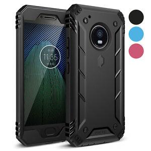 Poetic-Revolution-Case-Built-In-Screen-Protector-for-Motorola-Moto-G5-Plus