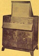 1950 RCA VICTOR 8PCS41 TV TELEVISION SERVICE MANUAL PHOTOFACT 9pc41a 648PV B C