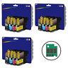 3 Sets non-OEM Ink Cartridges for Brother MFC-J4510DW J4610DW J4710DW LC127/5 V3
