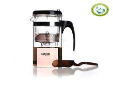 KAMJOVE TP-200 Glass Gongfu Teapot 1000ml With Infuser Mug US Stock